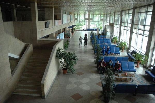 Как выглядит Lipetsk Airport внутри