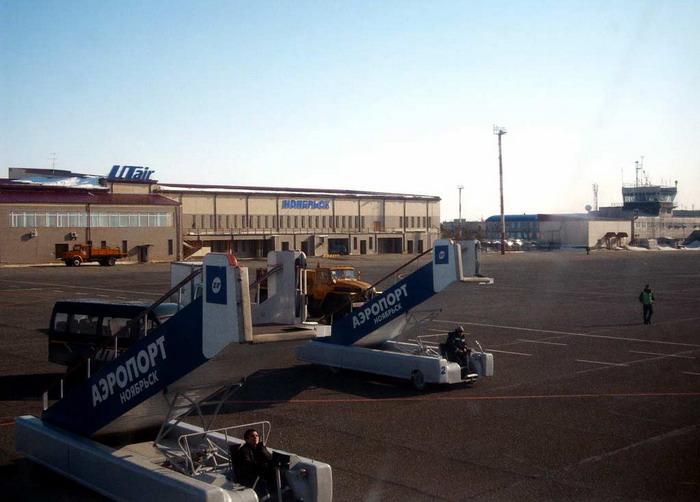 Основное здание аэропорта