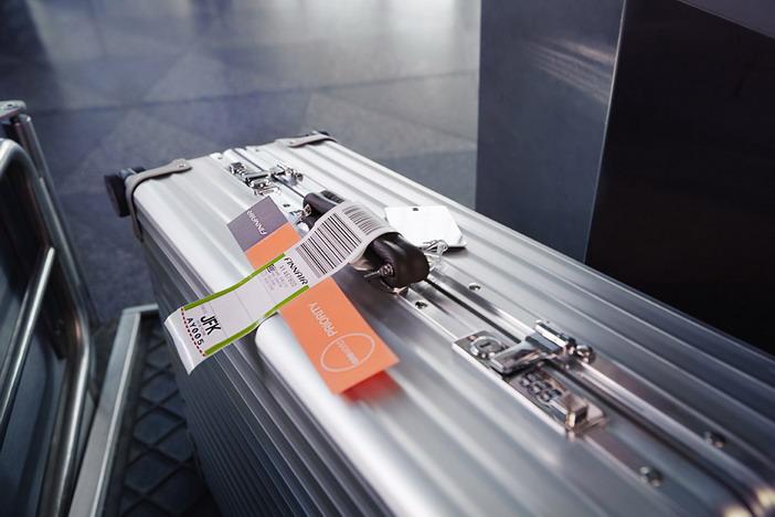 Багаж для камеры хранения