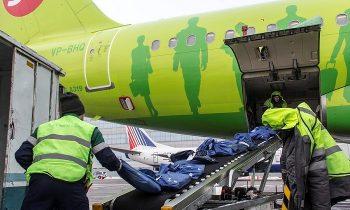 Провоз багажа в самолетах S7