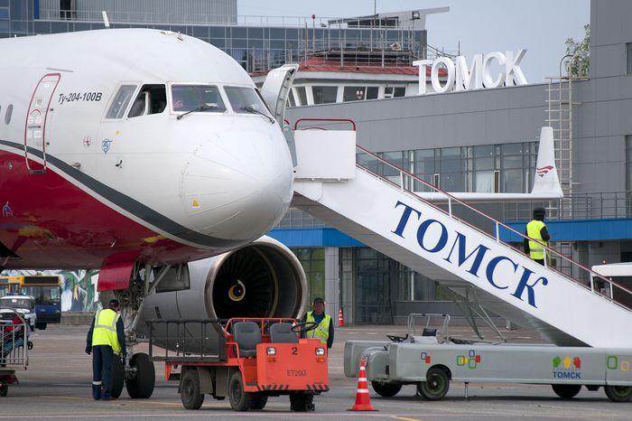 Аэропорт «Богашево», Томск