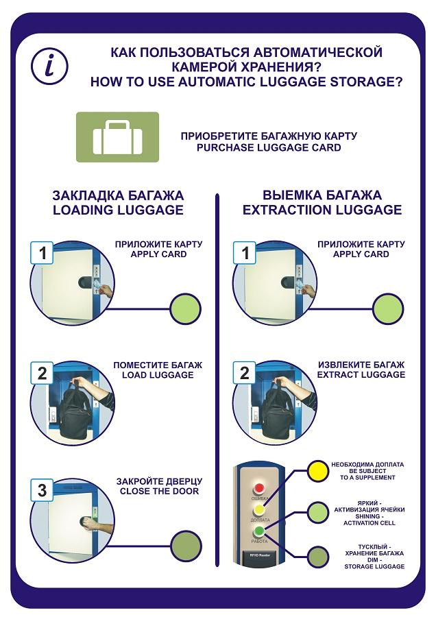 Инструкция по правильному пользованию БСК