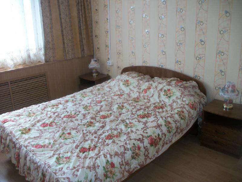 """Как выглядит один из номеров в отеле """"Лебедь"""""""