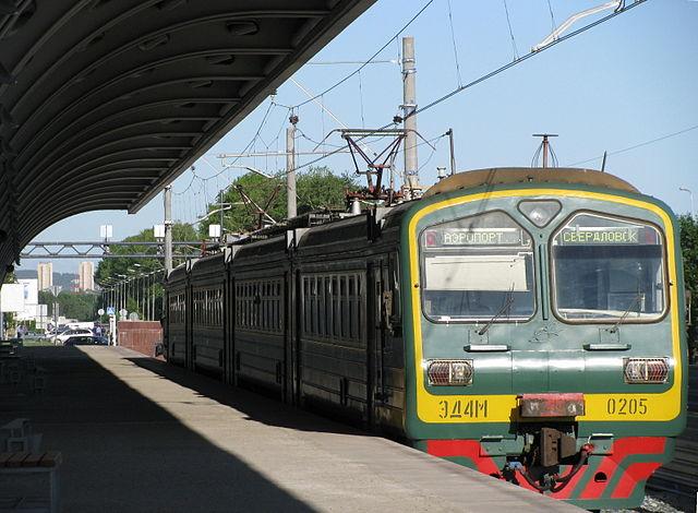 Железнодорожный Экспресс