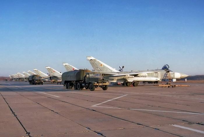 Хурба – авиабаза ВВС РФ