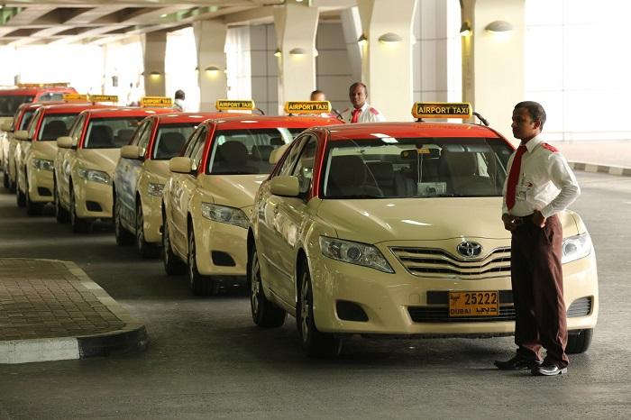 Служба такси аэропорта Дубай