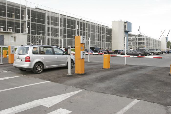 Парковка кратковременного нахождения
