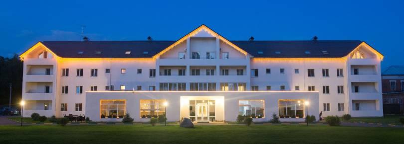 Некоторые из гостиниц в г. Домодедово довольно большие по площади строения