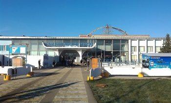 Аэропорт в Калининграде небольшой, но вместительный