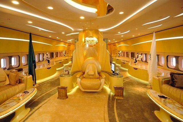 «Дворец» на борту Airbus A380