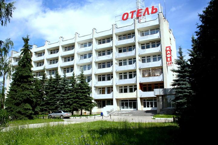 Гостиница «Омега» у аэропорта