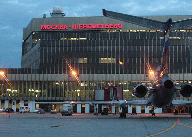 «Шереметьево» – крупнейший аэропорт России