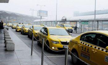 Такси в аэропорту Шереметьево