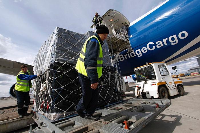 Как производится обслуживание воздушного судна