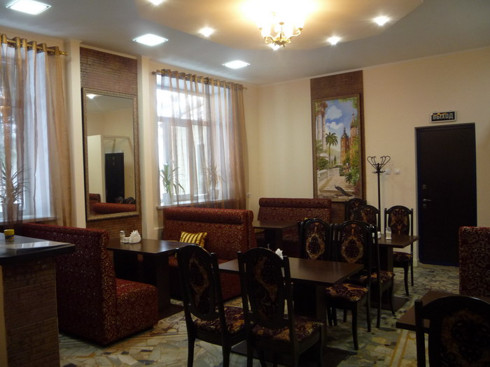 Кафе в отеле