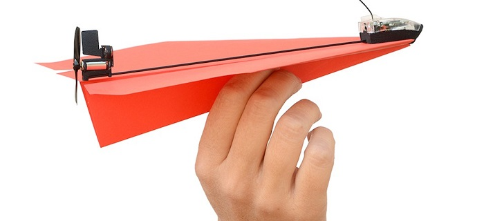 Как сделать самолет из картона