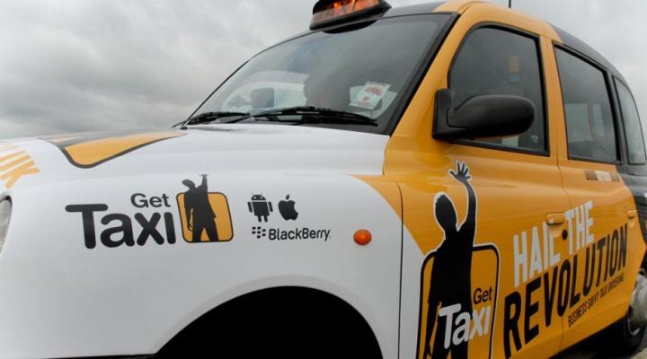 Такси Gett
