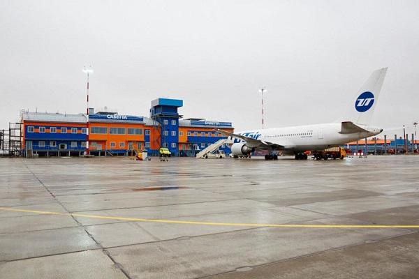 Аэропорт в Сабетте