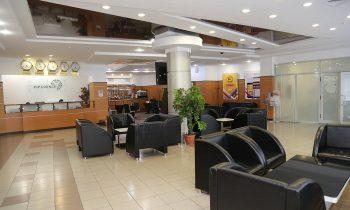 Найти бизнес-зал в Казани просто – он расположен в терминале 1А