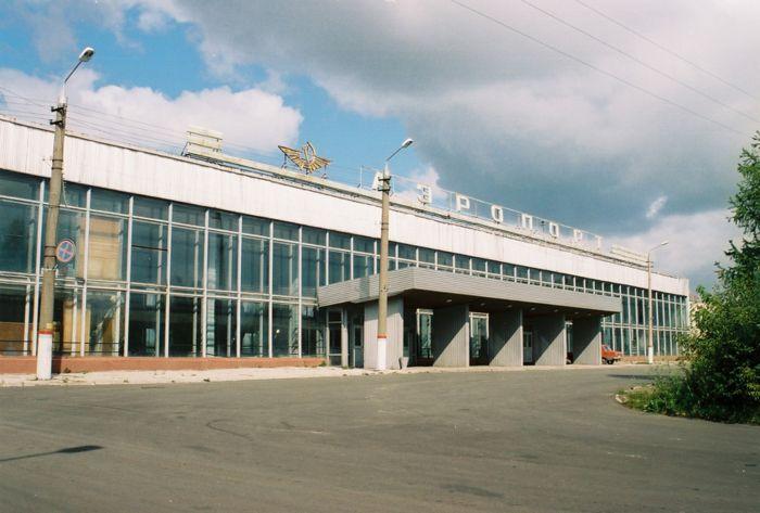 Аэропорт Клоково