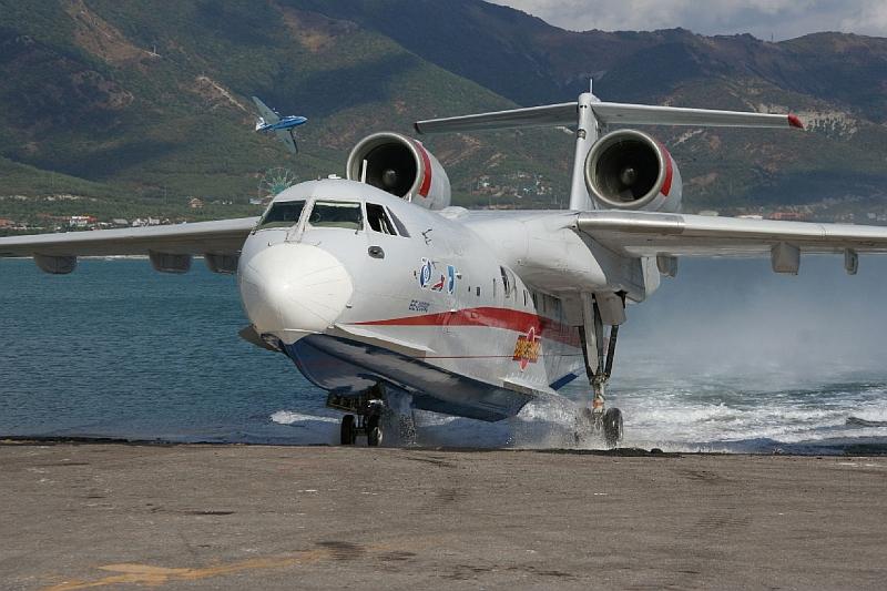 Самолет Амфибия
