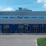 Здание аэропорта