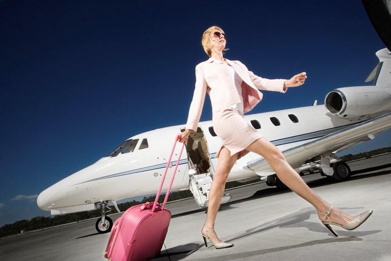 Собираться во сне в полет
