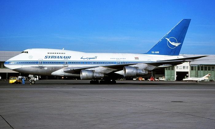 747SР, внешний вид