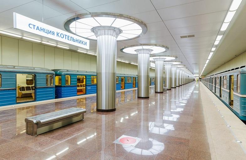 Ст. метро Котельники