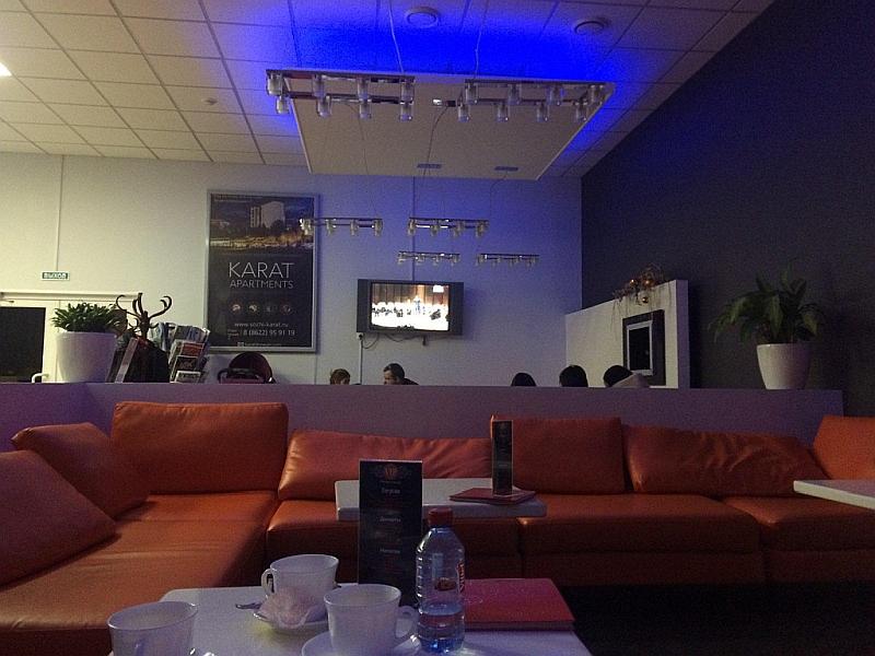Интерьер бизнес-залов аэропорта