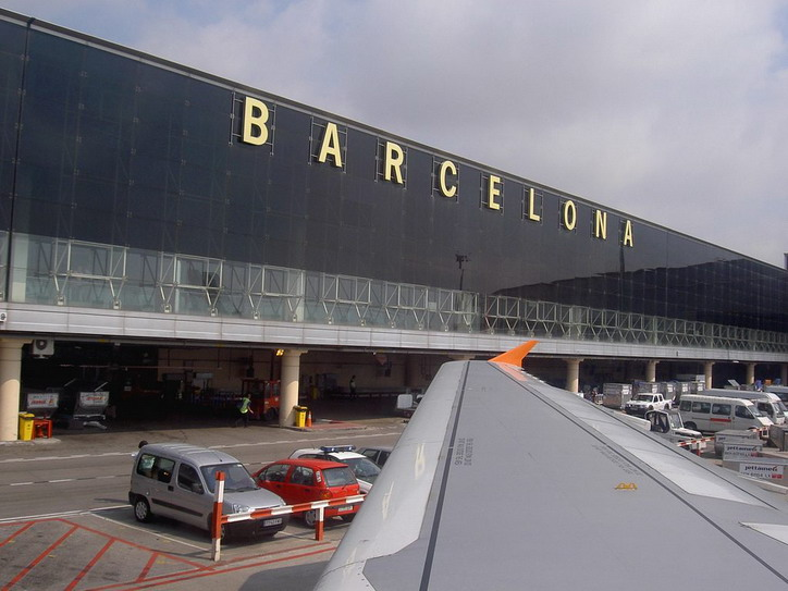 Как добраться из аэропорта Барселоны до центра города