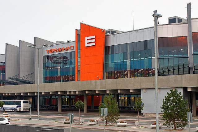 Терминал Е является неотъемлемой частью южного терминального комплекса