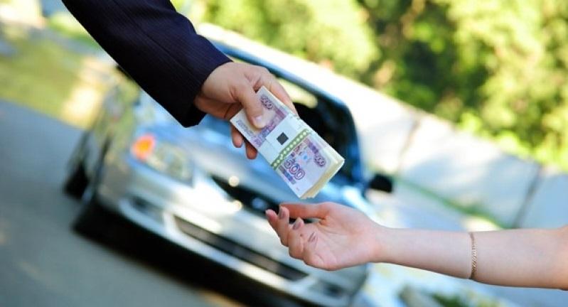 Для предоставления автомобиля в аренду требуется внести залог