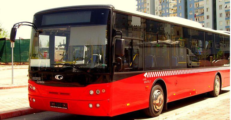 Автобус из аэропорта в Анталию