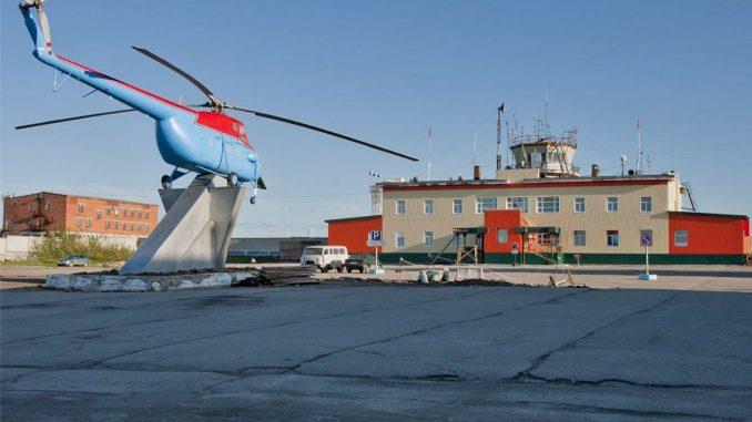 Воркутинский аэропорт