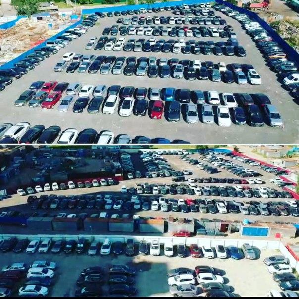 Парковка Колычево