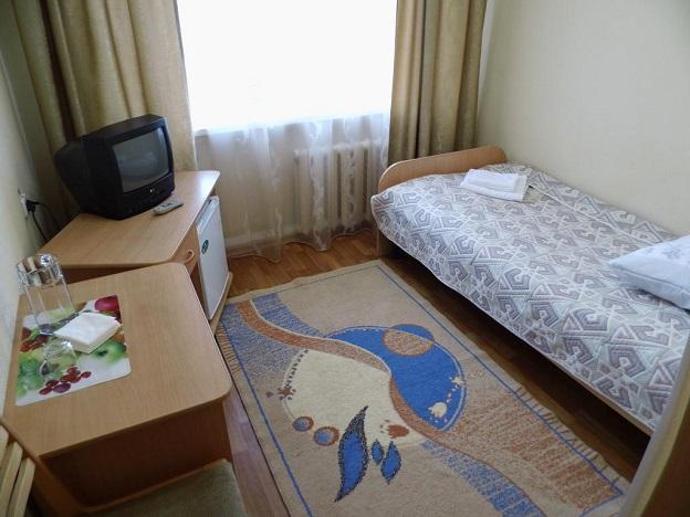 Одноместный номер в отеле «Лайнер»