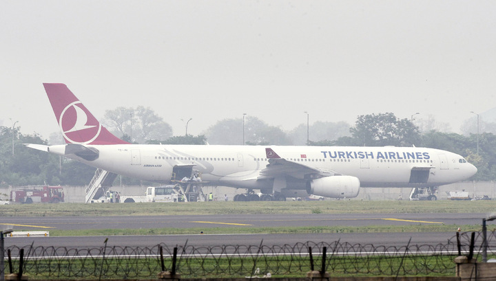 Турецкий авиаперевозчик