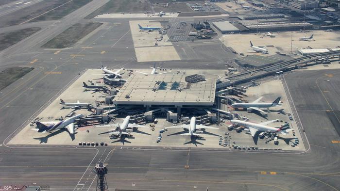 Аэропорт Фьюмичино – воздушные ворота Италии