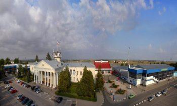 Аэропорт города Симферополь – воздушные ворота Крыма