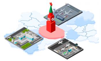Старейшие аэропорты на карте Москвы