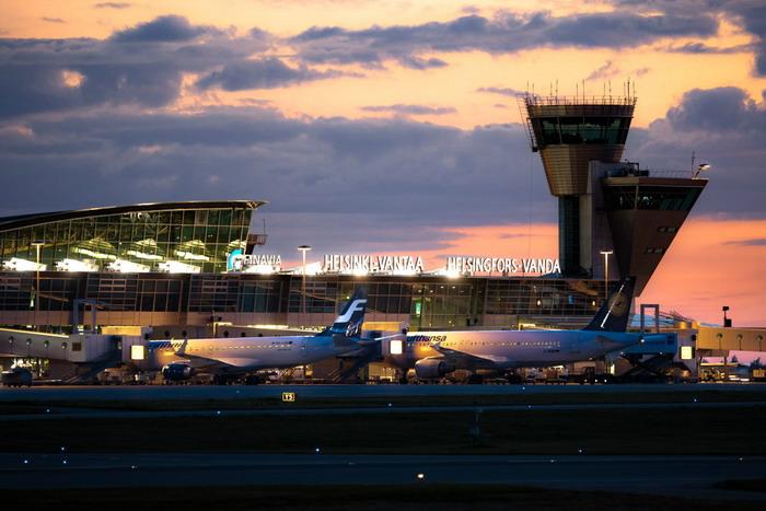 Вантаа (hel) – главный аэропорт Финляндии