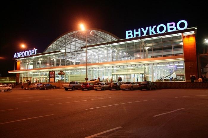 Как выглядит VnukovoAirport