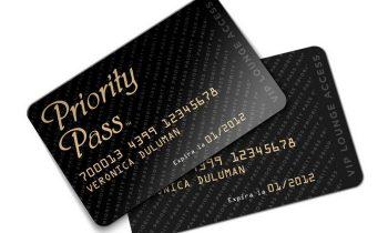 Карта программы Priority Pass
