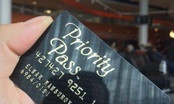 Преимущества членства в Priority Pass