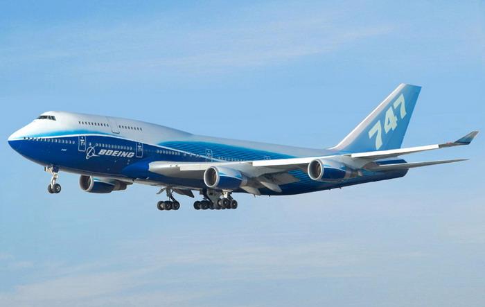 Boeing 747-400 – самолет, который покорил весь мир