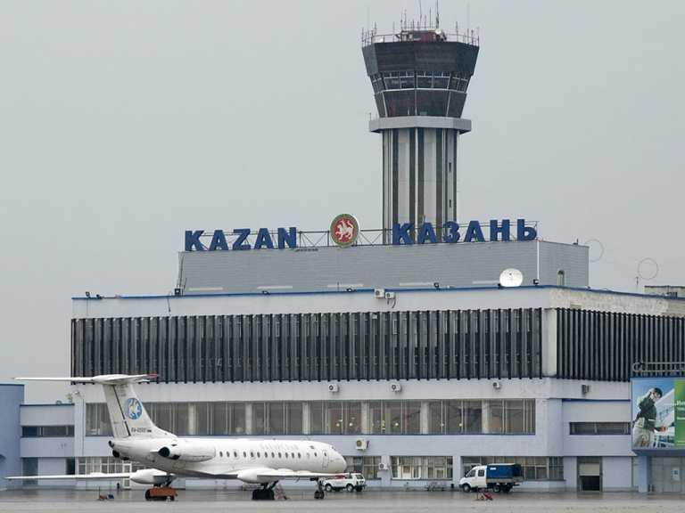 Аэропорт Казани – современный и комфортабельный