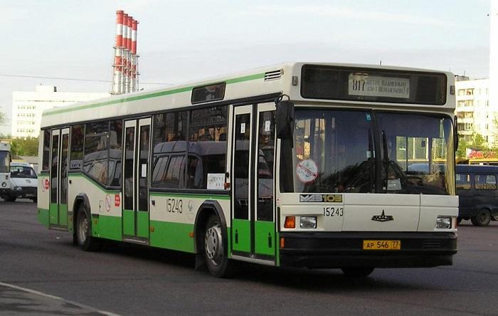 Автобус курсирует до Шереметьево по четкому графику