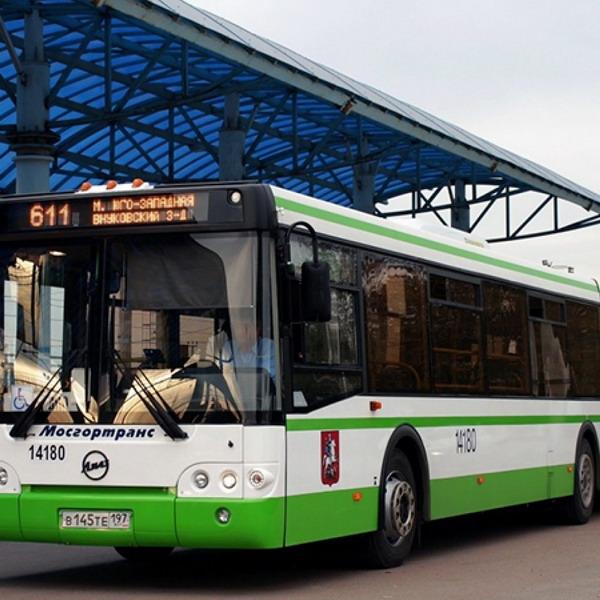 Автобусы во Внуково ходят регулярно
