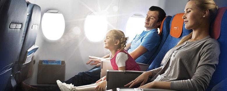 Авиаперелет с ребёнком в самолетах авиакомпании Wizzair
